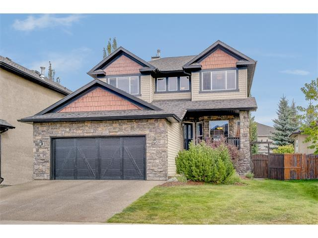 565 Wentworth Place SW, Calgary, AB T3H 4L6 (#C4137818) :: Redline Real Estate Group Inc