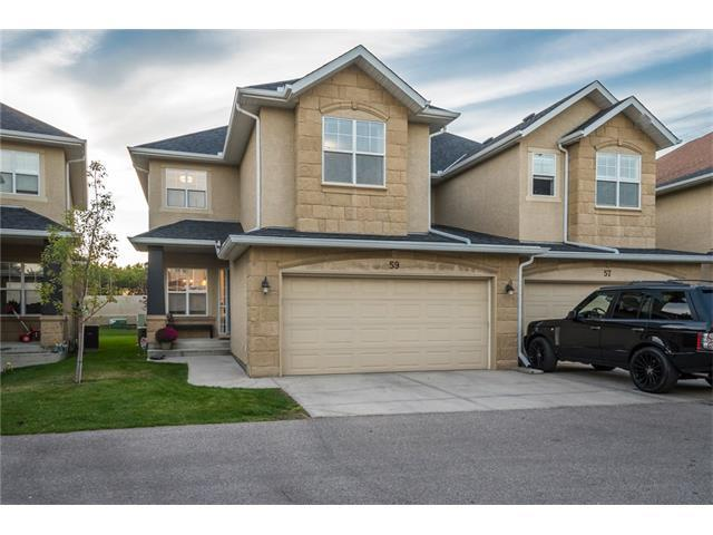 39 Strathlea Common SW #59, Calgary, AB T3H 5P8 (#C4137821) :: Redline Real Estate Group Inc