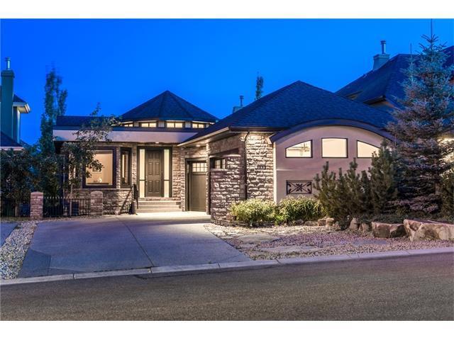 13 Aspen Meadows Heath SW, Calgary, AB T3H 5Z6 (#C4137881) :: Redline Real Estate Group Inc
