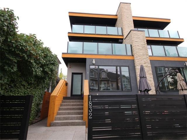 1832 34 Avenue SW #1, Calgary, AB T2T 2B8 (#C4137942) :: Redline Real Estate Group Inc