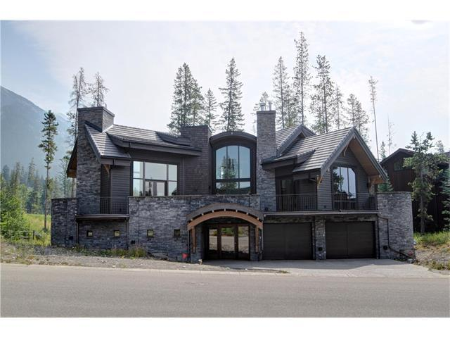 600 Silvertip Road, Canmore, AB T1W 3K8 (#C4137997) :: Canmore & Banff
