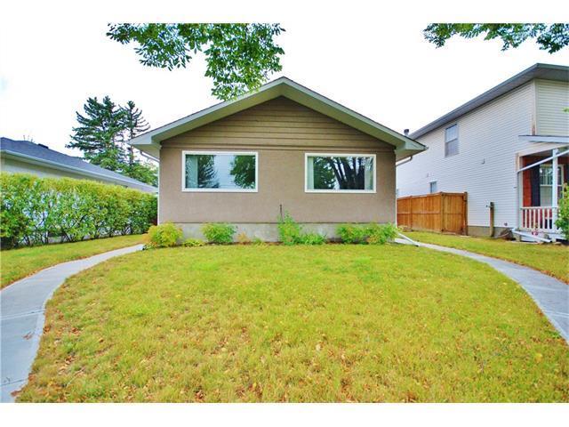 319 37 Street SW, Calgary, AB T3C 1R5 (#C4138118) :: Redline Real Estate Group Inc