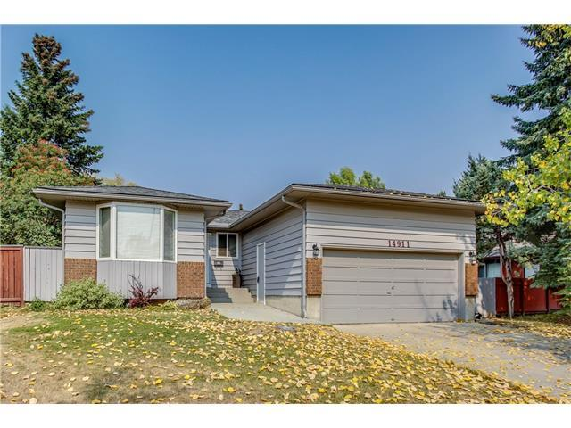 14911 Deer Run Drive SE, Calgary, AB T2J 5X2 (#C4138261) :: The Cliff Stevenson Group