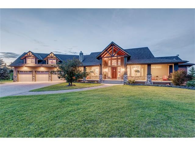 28 Norris Coulee Trail, Rural Foothills M.D., AB T0L 0X0 (#C4138345) :: Redline Real Estate Group Inc