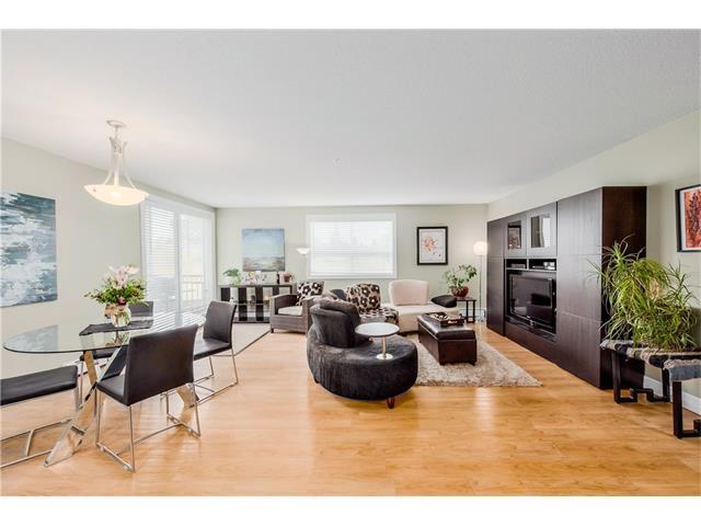2440 34 Avenue SW #208, Calgary, AB T2T 2C8 (#C4138411) :: Redline Real Estate Group Inc