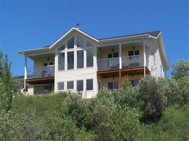 160155 Hwy 549, Rural Foothills M.D., AB T0L 1K0 (#C4138574) :: Redline Real Estate Group Inc