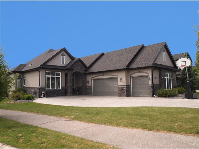 216 Heritage Lake Drive, Heritage Pointe, AB T0L 0X0 (#C4138578) :: Redline Real Estate Group Inc