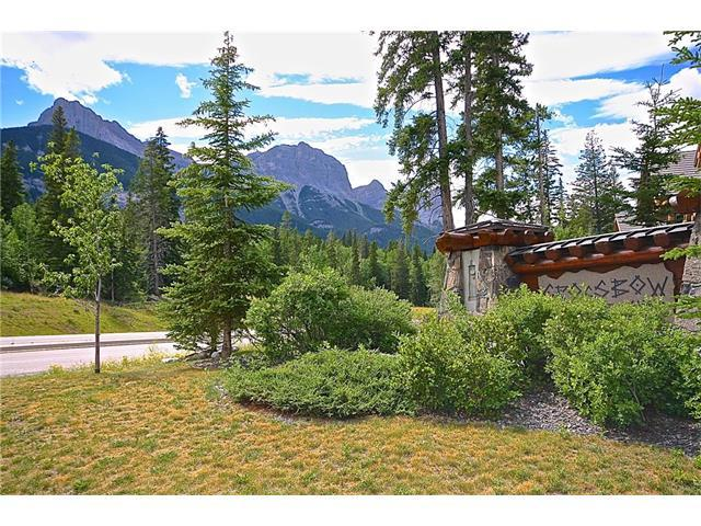 150 Crossbow Place #310, Canmore, AB T1W 3H5 (#C4138634) :: Canmore & Banff