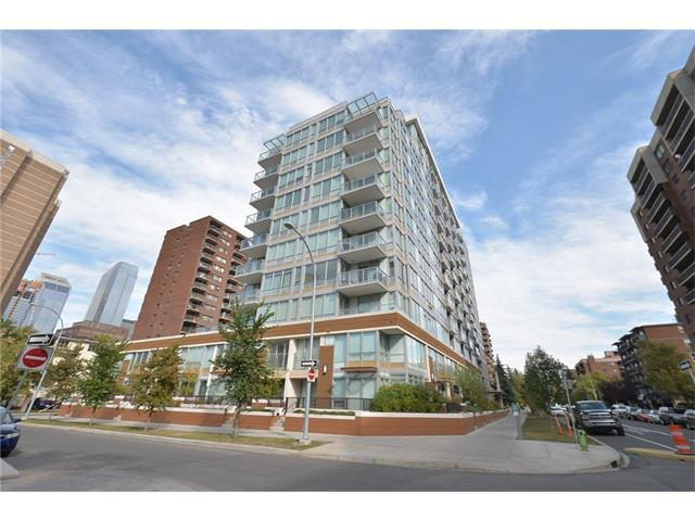 626 14 Avenue SW #1203, Calgary, AB T2G 1G1 (#C4138653) :: Redline Real Estate Group Inc