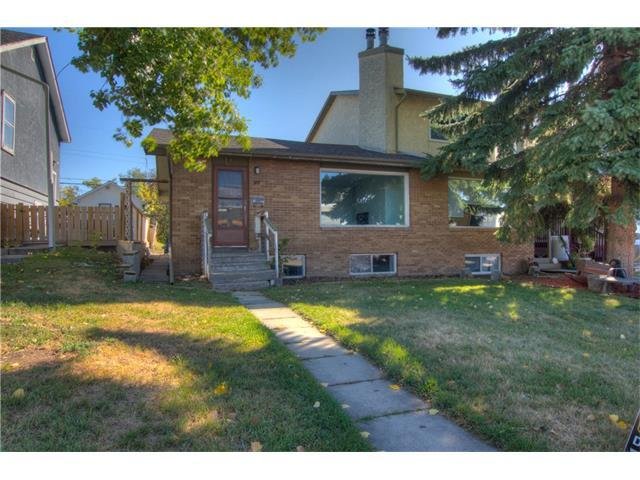 3818 3 Street NW, Calgary, AB T2K 0Z3 (#C4138657) :: Redline Real Estate Group Inc