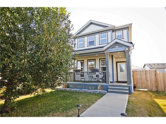 43 Copperstone Circle SE, Calgary, AB T2Z 0G6 (#C4138674) :: The Cliff Stevenson Group