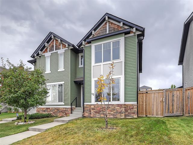 43 Eversyde Heath SW, Calgary, AB T2Y 4P8 (#C4139021) :: The Cliff Stevenson Group