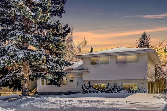815 72 Avenue NW, Calgary, AB T2K 0P5 (#C4139101) :: Canmore & Banff