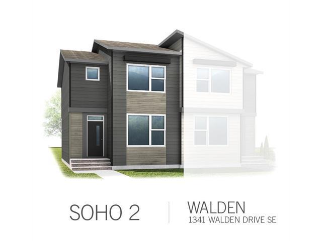 1341 Walden Drive SE, Calgary, AB T2X 2H6 (#C4139142) :: The Cliff Stevenson Group