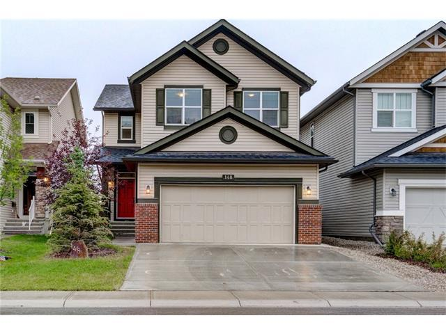 148 Chaparral Valley View SE, Calgary, AB T2X 0V3 (#C4139169) :: The Cliff Stevenson Group