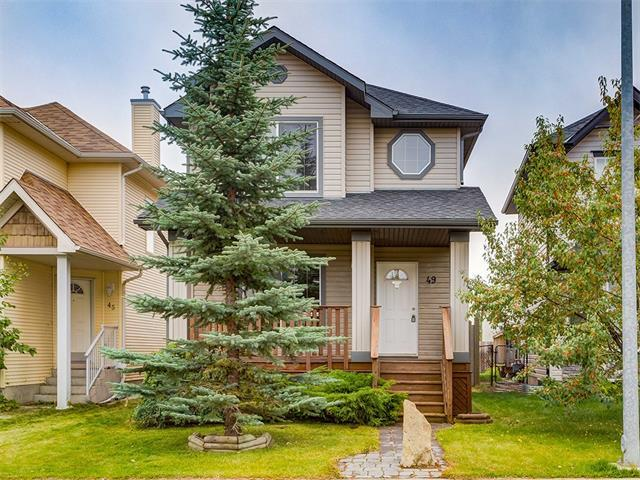 49 Cramond Crescent SE, Calgary, AB T3M 1B8 (#C4139188) :: The Cliff Stevenson Group