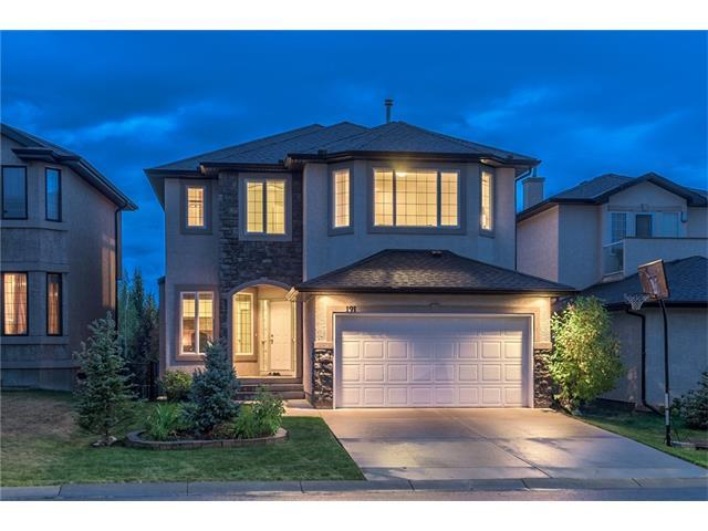 191 Everglade Circle SW, Calgary, AB T2Y 4N5 (#C4139352) :: The Cliff Stevenson Group