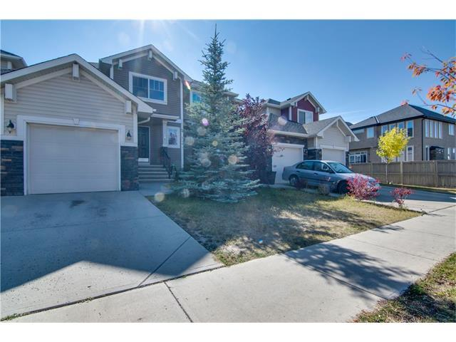 504 Cranston Drive SE, Calgary, AB T3M 0C3 (#C4139365) :: The Cliff Stevenson Group