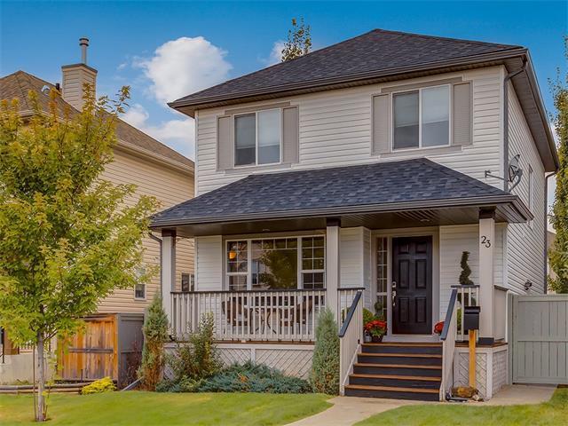 23 Bridlecrest Place SW, Calgary, AB T1T 1T1 (#C4139366) :: The Cliff Stevenson Group