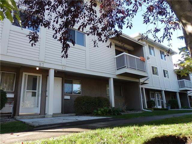 3015 51 Street SW #90, Calgary, AB T3E 6N5 (#C4139411) :: The Cliff Stevenson Group