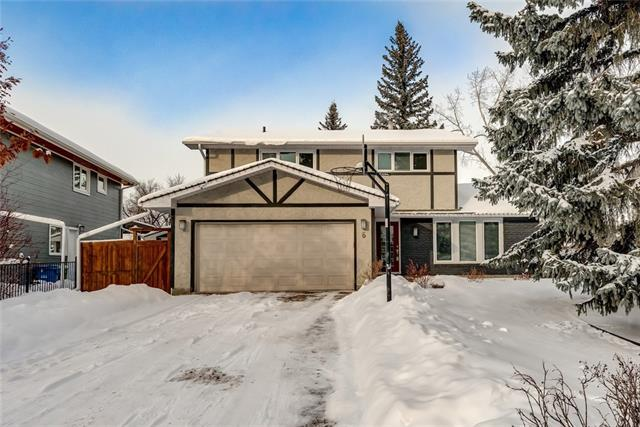 6 Varwood Place NW, Calgary, AB T3A 0C1 (#C4139415) :: The Cliff Stevenson Group