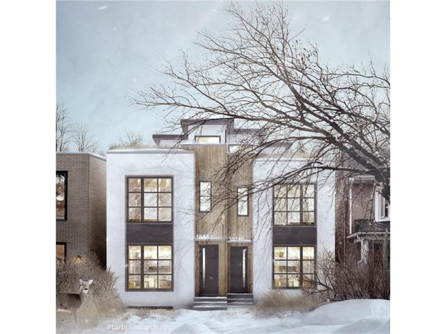 1610 16 Avenue SW #2, Calgary, AB T3C 1A1 (#C4139448) :: The Cliff Stevenson Group