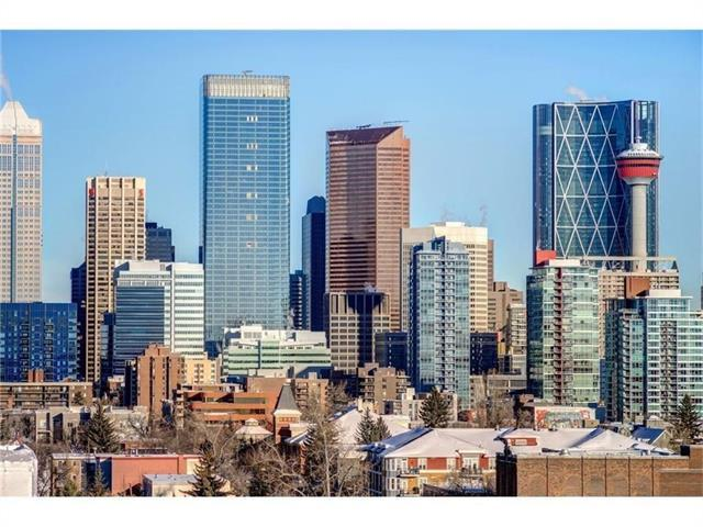 318 26 Avenue SW #902, Calgary, AB T2S 2T9 (#C4139504) :: The Cliff Stevenson Group