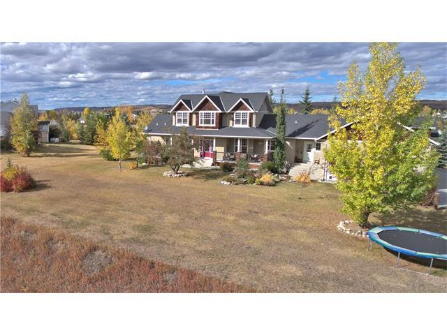 19 Country Lane Terrace, Rural Rocky View County, AB T3Z 1H8 (#C4139520) :: Redline Real Estate Group Inc