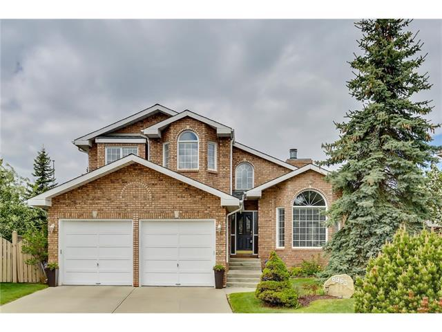 6963 Christie Briar Manor SW, Calgary, AB T2T 4H4 (#C4139746) :: Redline Real Estate Group Inc
