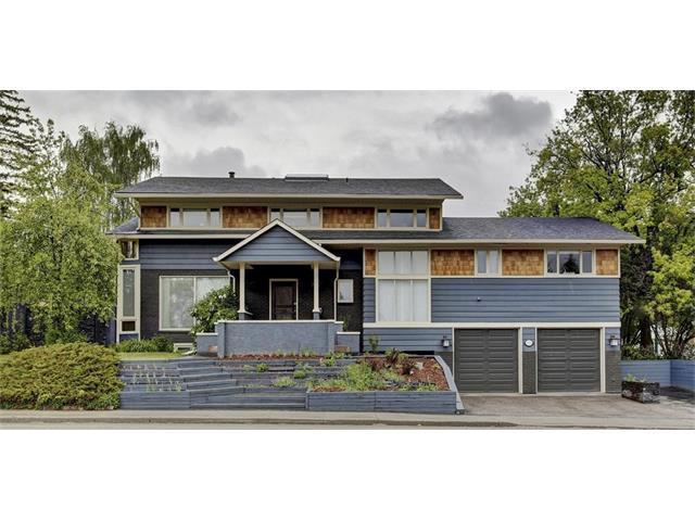 1004 Crescent Boulevard SW, Calgary, AB T2S 1L6 (#C4139765) :: The Cliff Stevenson Group