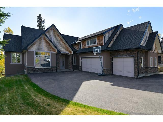 102 Hawks Landing Drive, Priddis Greens, AB T0L 1W0 (#C4141200) :: Canmore & Banff