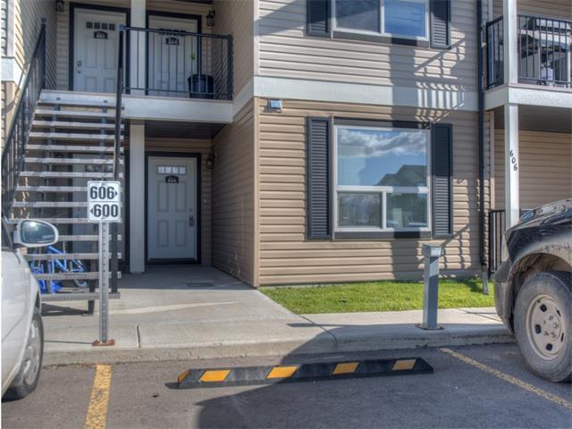 8 Bayside Place #606, Strathmore, AB T1P 0E1 (#C4141244) :: The Cliff Stevenson Group