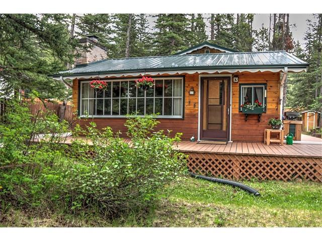 114 Rundle Road, Harvie Heights, AB T1W 2W2 (#C4141304) :: Canmore & Banff