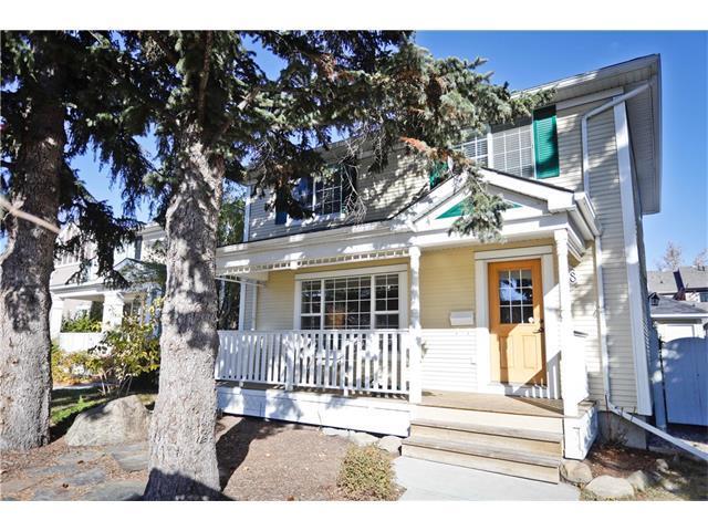 58 Couture Crescent SW, Calgary, AB T3E 7R3 (#C4141332) :: Redline Real Estate Group Inc
