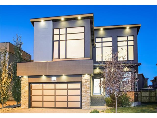 22 West Point Mews SW, Calgary, AB T3H 0X4 (#C4141424) :: Tonkinson Real Estate Team