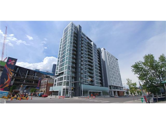 450 8 Avenue SE #606, Calgary, AB T2G 0L7 (#C4141866) :: Tonkinson Real Estate Team