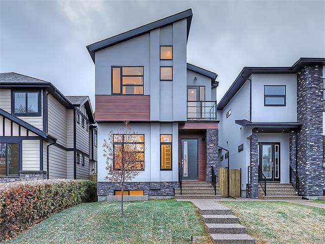 2213 36 Street SW, Calgary, AB T3E 2Z3 (#C4141989) :: Tonkinson Real Estate Team