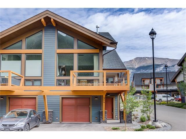 105 Stewart Creek Rise #904, Canmore, AB T1W 0J5 (#C4141997) :: Canmore & Banff