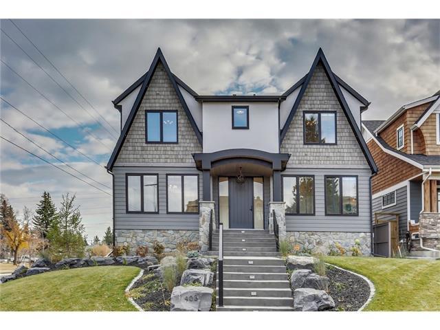 403 48 Avenue SW, Calgary, AB T2S 1E3 (#C4142016) :: Tonkinson Real Estate Team
