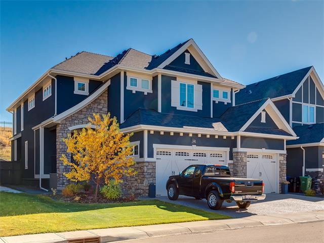 141 Aspen Dale Way SW, Calgary, AB T3H 0R9 (#C4142136) :: Tonkinson Real Estate Team
