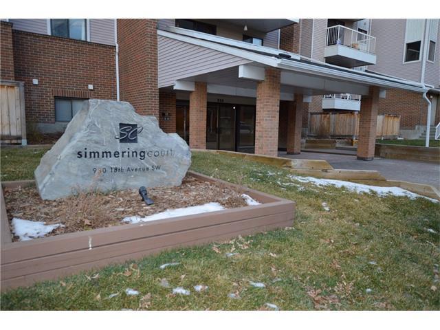 930 18 Avenue SW #108, Calgary, AB T2T 0H1 (#C4142184) :: Tonkinson Real Estate Team