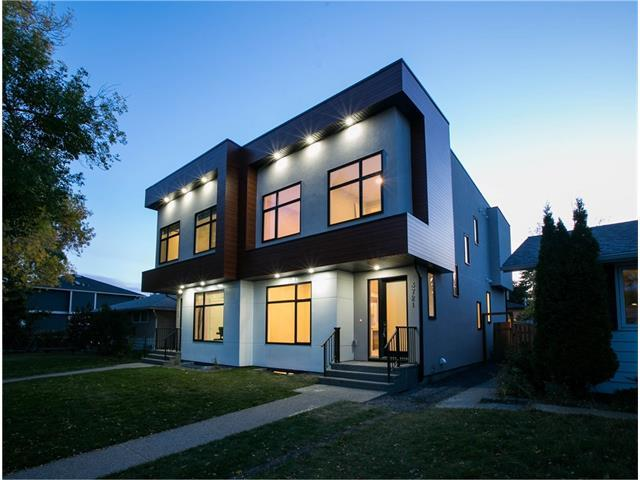 2444 28 Avenue SW, Calgary, AB T2T 1K9 (#C4142194) :: Tonkinson Real Estate Team