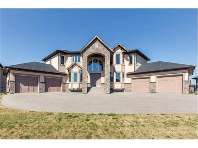 40 Abbey Road, Conrich, AB T1Z 0A1 (#C4142226) :: Tonkinson Real Estate Team