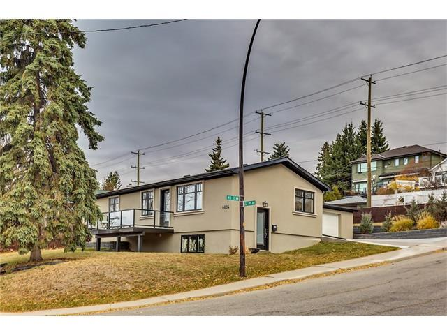 4604 22 Avenue NW, Calgary, AB T3B 0Y1 (#C4142253) :: Canmore & Banff