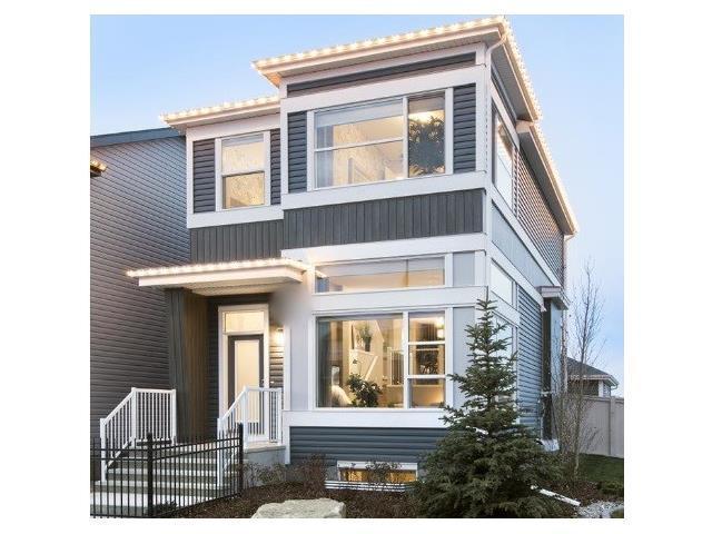 89 Cornerstone Manor NE, Calgary, AB T3N 1G5 (#C4142255) :: Tonkinson Real Estate Team