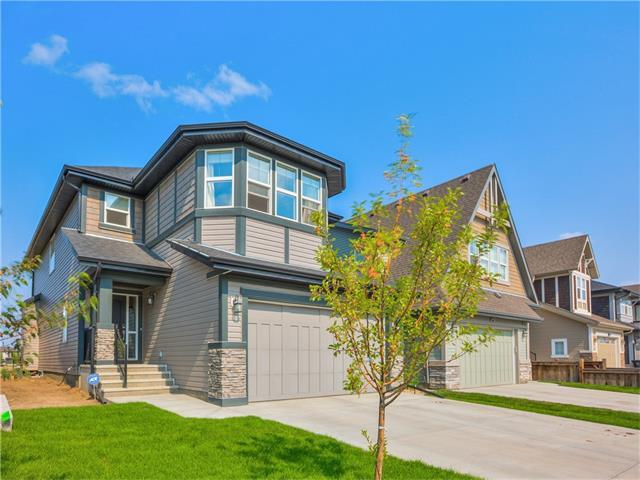 128 Auburn Meadows Crescent SE, Calgary, AB T3M 2E2 (#C4142275) :: Tonkinson Real Estate Team