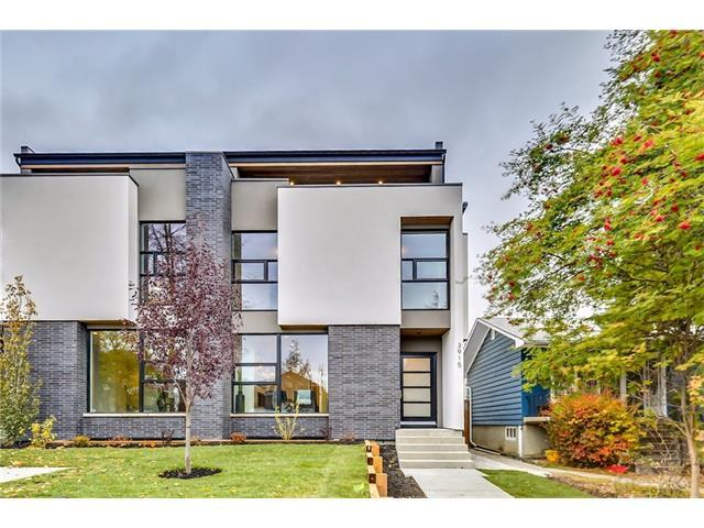 3915 17 Street SW, Calgary, AB T2T 4P1 (#C4142314) :: Tonkinson Real Estate Team