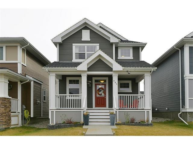 751 River Heights Crescent, Cochrane, AB T4C 0S2 (#C4142754) :: Tonkinson Real Estate Team