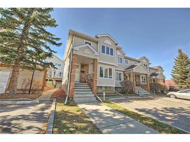 3906 19 Avenue SW #5, Calgary, AB T3E 7E7 (#C4142771) :: Canmore & Banff