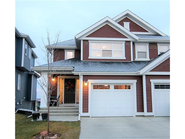 740 River Heights Crescent, Cochrane, AB T4C 0J4 (#C4142822) :: Canmore & Banff